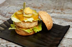Una de las especialidades gourmet de La Royale. Imagen de su web.