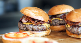 Sí a la hamburguesa de autor, hecha con los mejores ingredientes.