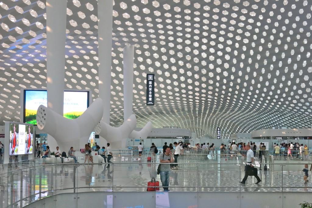 Aeropuerto Shenzen-Bao'an en China