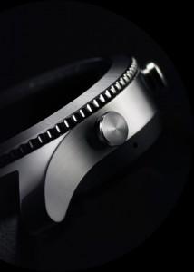 El bisel giratorio facilita el acceso a las aplicaciones del reloj.