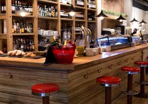 El restaurante Corchos, muy popular en Barcelona. Imagen de su web.