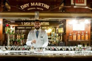 El Dry Martini de Javier de las Muelas es uno de los mejores bares del mundo. Imagen de su web.