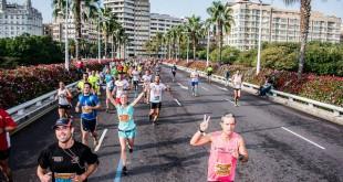 Imagen de Valencia Ciudad del Running.