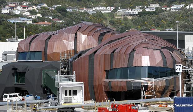 Wellington de Nueva Zelanda