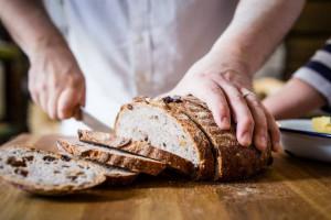 En Brick House, al rico pan de pasas y nueces. Foto: Paul Winch-Furness