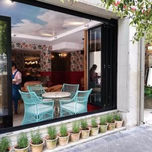 En la madrileña calle de Núñez de Balboa hay un pedacito de lifestyle inglés dentro de Living in London.