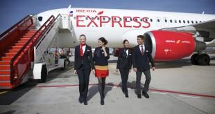 uniformes iberia express