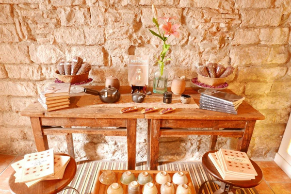 Čaj Chai Teahouse: un lugar para los sibaritas en Barcelona. Imagen de su web.
