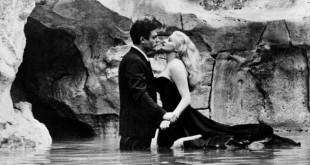 ¿Tal vez la escena más icónica del cine italiano? Seguramente sí...
