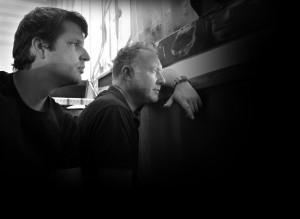 Los fundores de la firma, Felix Baumgartner y Martin Frei.