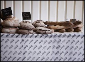 StJohn Bakery: al rico pan.