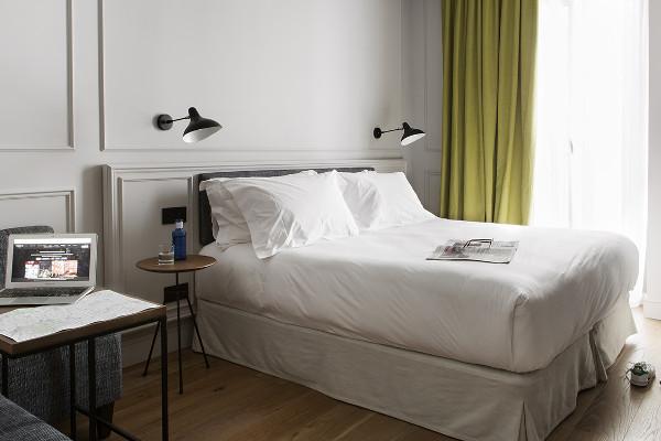 TOTEM Madrid es un nuevo hotel boutique de Madrid. Imagen de la web del hotel.