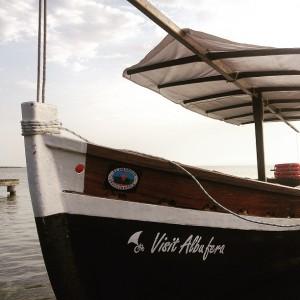 Barcas tradicionales.