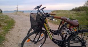 Bicicleta & mar: un buen plan para una escapada a Valencia.