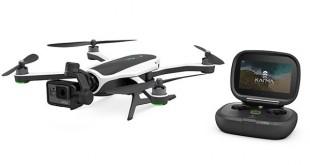 El dron de GoPro es el primero de la compañía estadounidense.