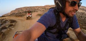 GoPro nos da una nueva perspectiva de la aventura.