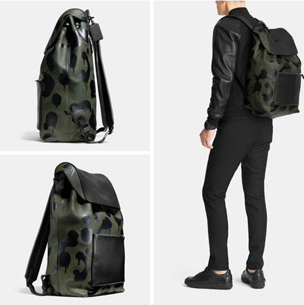 El modelo Large Manhattan Backpack, elegantemente urbana.
