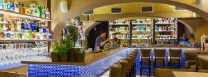 El Gin&Tonic Club de Praga.