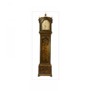 Reloj inglés del siglo XVIII de Alcocer. Imagen de su web.