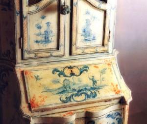 Trumeau veneciano del siglo XVIII de Cavestany. Imagen de su web.
