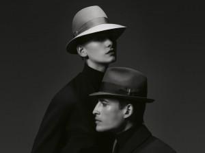 Borsalino también confecciona deliciosos sombreros de mujer con toda la elegancia italiana. Imagen de su web.