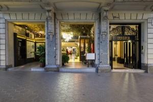 La Casa Gracia, en el uno de los barrios más de moda en Barcelona. Imagen de su web.
