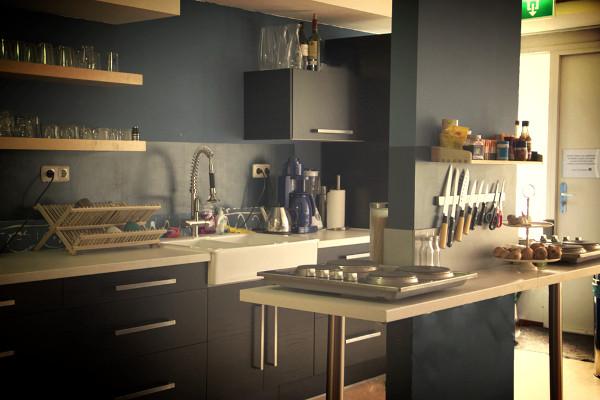 La cocina del Cocomama, en Ámsterdam. Imagen de su web.