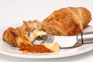 Son calóricos, pero es difícil negarse al encanto de un croissant.