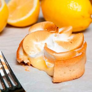 La tartaleta de limón de Fonty merece mil odas. Imagen de su web.