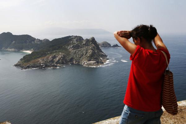 Las islas Cíes son un paraíso natural. Imagen de Turismo Galicia.