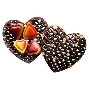 Una de las delicias chocolateras de San Valentín de Laurent Duchêne. Imagen de su página de Facebook.