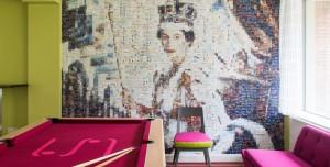 El Pool Bar del Safestay London Holland Park. Imagen de su web.