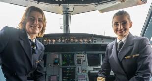 Día Internacional de la Mujer en Lufthansa