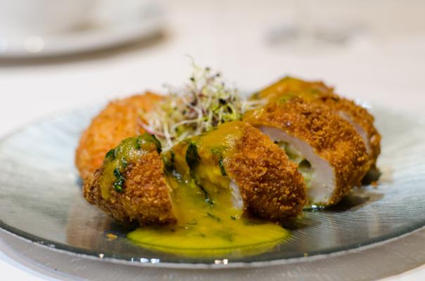 El pollo tropical, una de las nuevas recetas para celebrar el 25 aniversario.