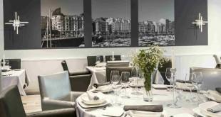 La nueva imagen del restaurante de la Casa de Cantabria.