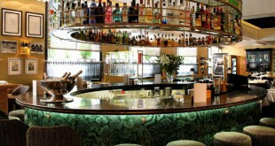 La fabulosa barra de malaquita rusa de Caray. Imagen de la web de Lorenzo Castillo.
