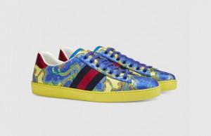 Con mucho color y un estampado original: queremos mucho Gucci.