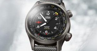 El Oris Altimeter Rega Edición Limitada, un reloj dedicado a Rega, el servicio suizo de rescate aéreo.