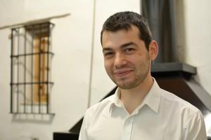 Fran Martínez, ingeniero agrario y enólogo.