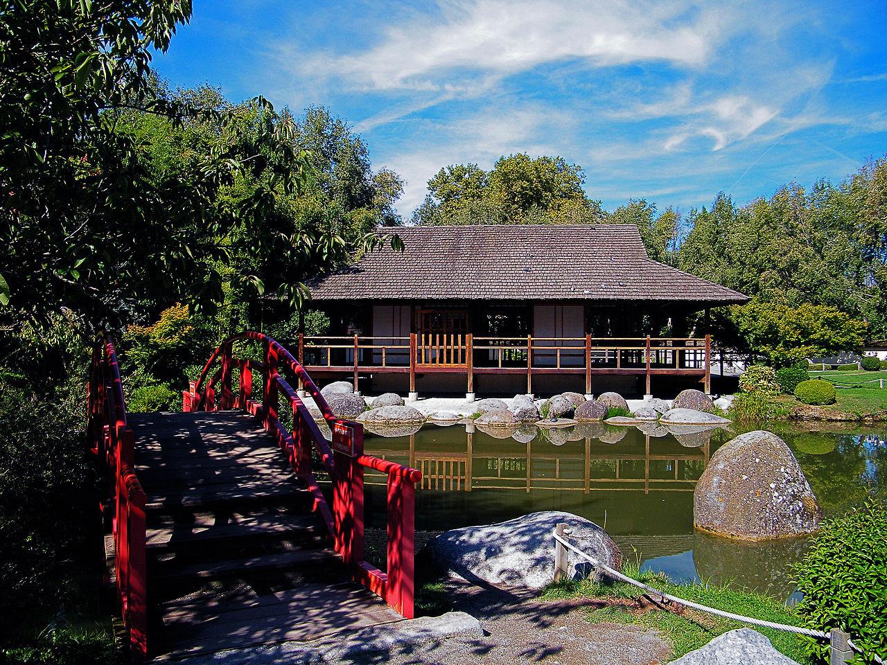 A toulouse tambi n con iberia express a partir de octubre for Jardin japones toulouse