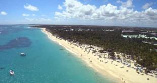 Playa Bávaro en Punta Cana - República Dominicana.
