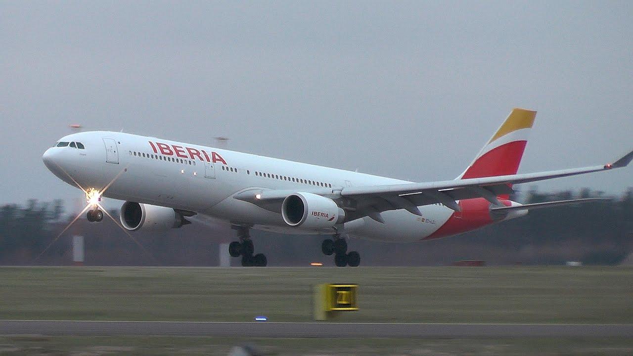 Seg n flightstats iberia ha sido en mayo la aerol nea m s for Oficinas de iberia