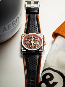 potencia del BR03-94 AeroGT Orange