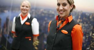EasyJet contratará a 1.200 tripulantes de cabina