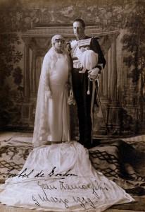 Boda de Isabel Alfonsa y Jan Zamosyski.