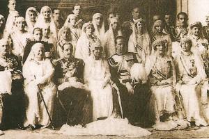 El matrimonio con los invitados; 1929.
