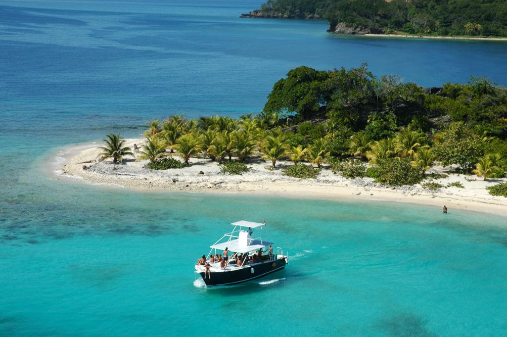 Cayo Cochinos es la viva estampa de paraíso caribeño.