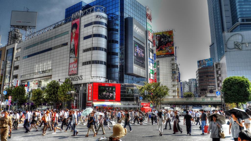 Tokio Activa versus relajada
