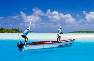 Islas Cook pesca