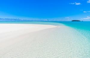 Islas Cook playa